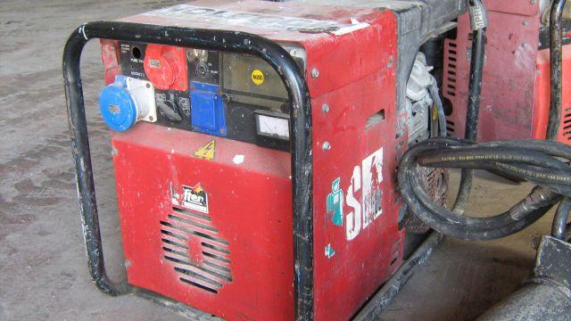 Gruppo elettrogeno usato for Generatore honda usato